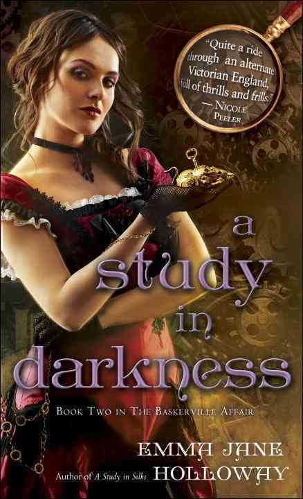 A Study in Darkness By Holloway, Emma Jane