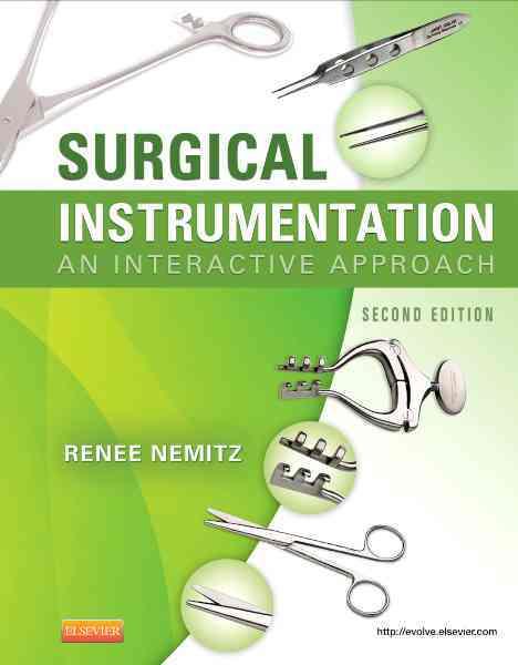 Surgical Instrumentation By Nemitz, Renee